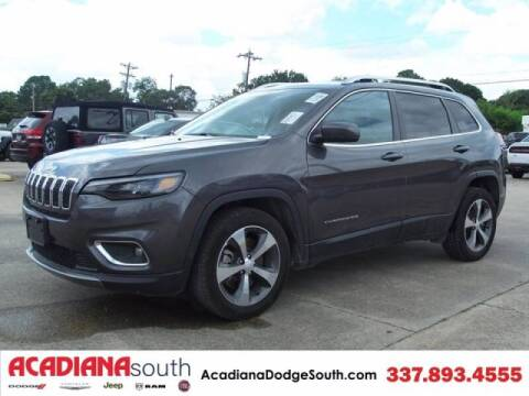 2020 Jeep Cherokee for sale at Acadiana Automotive Group - Acadiana Dodge Chrysler Jeep Ram Fiat South in Abbeville LA