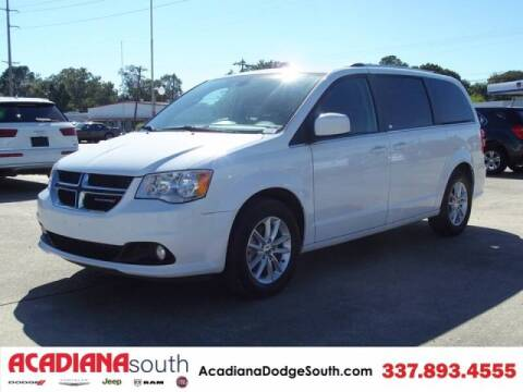 2018 Dodge Grand Caravan for sale at Acadiana Automotive Group - Acadiana Dodge Chrysler Jeep Ram Fiat South in Abbeville LA