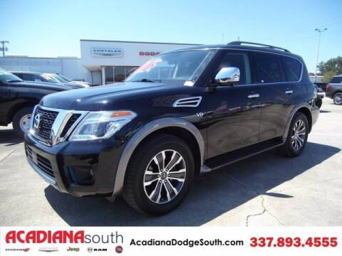 2019 Nissan Armada for sale at Acadiana Automotive Group - Acadiana Dodge Chrysler Jeep Ram Fiat South in Abbeville LA