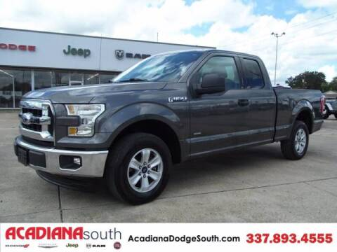 2017 Ford F-150 for sale at Acadiana Automotive Group - Acadiana Dodge Chrysler Jeep Ram Fiat South in Abbeville LA