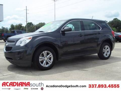 2014 Chevrolet Equinox for sale at Acadiana Automotive Group - Acadiana Dodge Chrysler Jeep Ram Fiat South in Abbeville LA