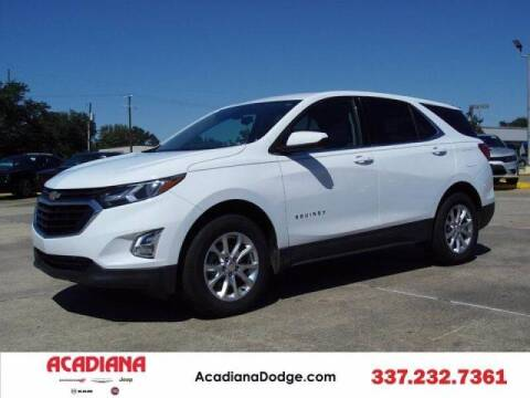 2020 Chevrolet Equinox for sale at Acadiana Automotive Group - Acadiana DCJRF Lafayette in Lafayette LA