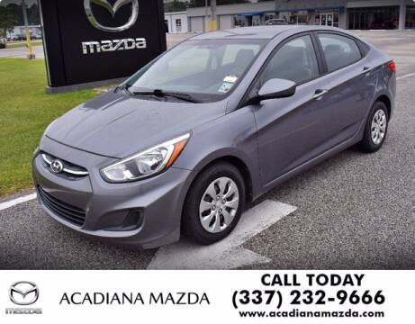 2016 Hyundai Accent for sale at Acadiana Automotive Group in Lafayette LA