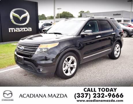2012 Ford Explorer for sale at Acadiana Automotive Group in Lafayette LA