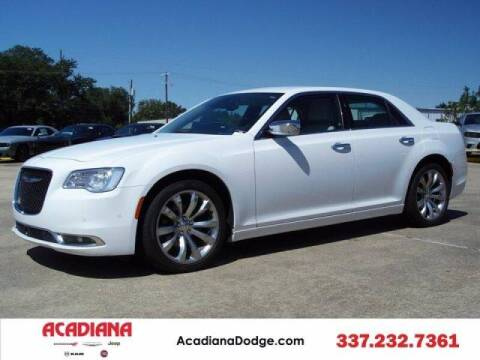 2019 Chrysler 300 for sale at Acadiana Automotive Group - Acadiana DCJRF Lafayette in Lafayette LA
