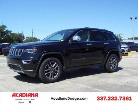 2020 Jeep Grand Cherokee for sale at Acadiana Automotive Group - Acadiana DCJRF Lafayette in Lafayette LA