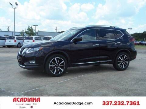 2020 Nissan Rogue for sale at Acadiana Automotive Group - Acadiana DCJRF Lafayette in Lafayette LA