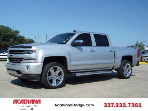 2018 Chevrolet Silverado 1500 for sale at Acadiana Automotive Group - Acadiana DCJRF Lafayette in Lafayette LA