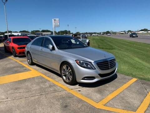 2015 Mercedes-Benz S-Class for sale at Acadiana Automotive Group - Acadiana DCJRF Lafayette in Lafayette LA