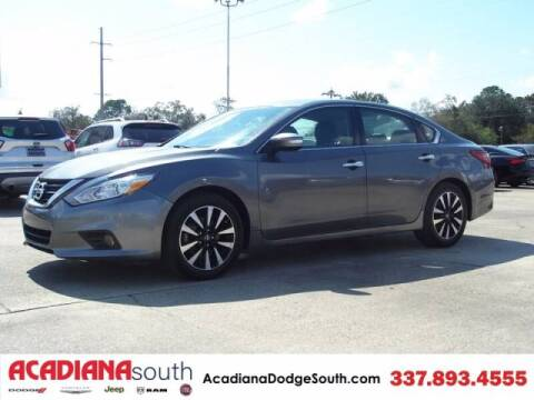 2018 Nissan Altima for sale at Acadiana Automotive Group - Acadiana Dodge Chrysler Jeep Ram Fiat South in Abbeville LA
