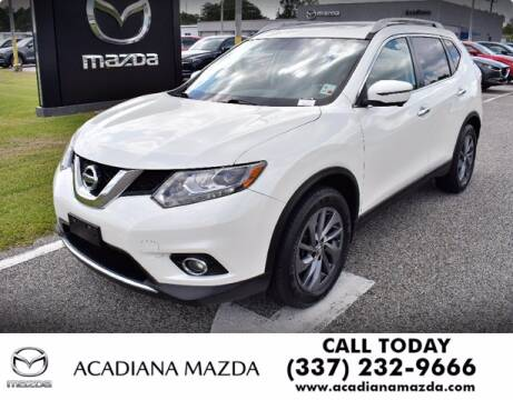 2016 Nissan Rogue for sale at Acadiana Automotive Group in Lafayette LA
