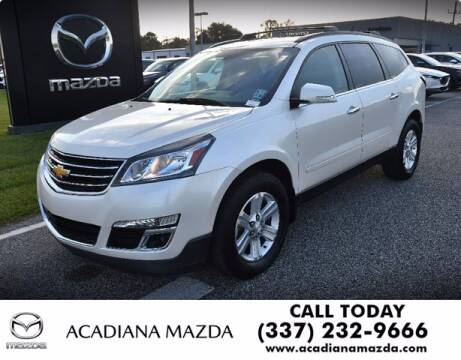 2014 Chevrolet Traverse for sale at Acadiana Automotive Group in Lafayette LA