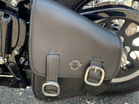 2016 Harley-Davidson FLS Slim