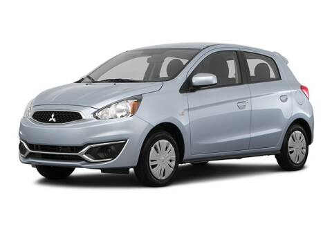 2020 Mitsubishi Mirage for sale at Midstate Auto Group in Auburn MA