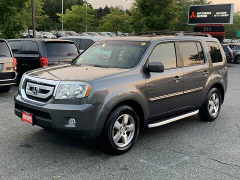 2010 Honda Pilot for sale at Midstate Auto Group in Auburn MA