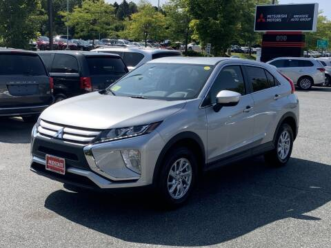 2019 Mitsubishi Eclipse Cross for sale at Midstate Auto Group in Auburn MA