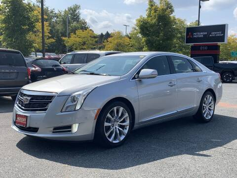 2017 Cadillac XTS for sale at Midstate Auto Group in Auburn MA