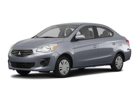 2020 Mitsubishi Mirage G4 for sale at Midstate Auto Group in Auburn MA
