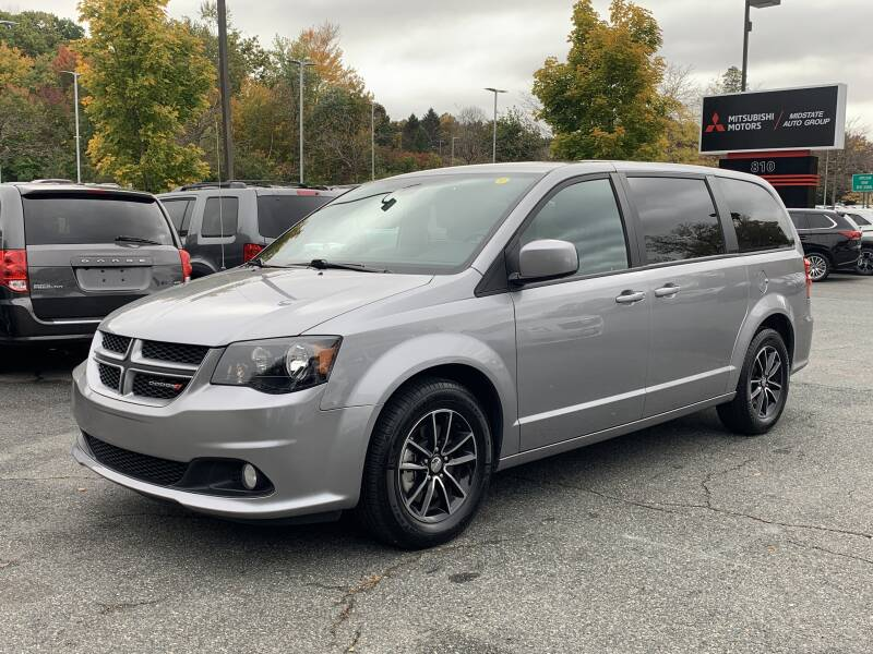 2019 Dodge Grand Caravan for sale at Midstate Auto Group in Auburn MA