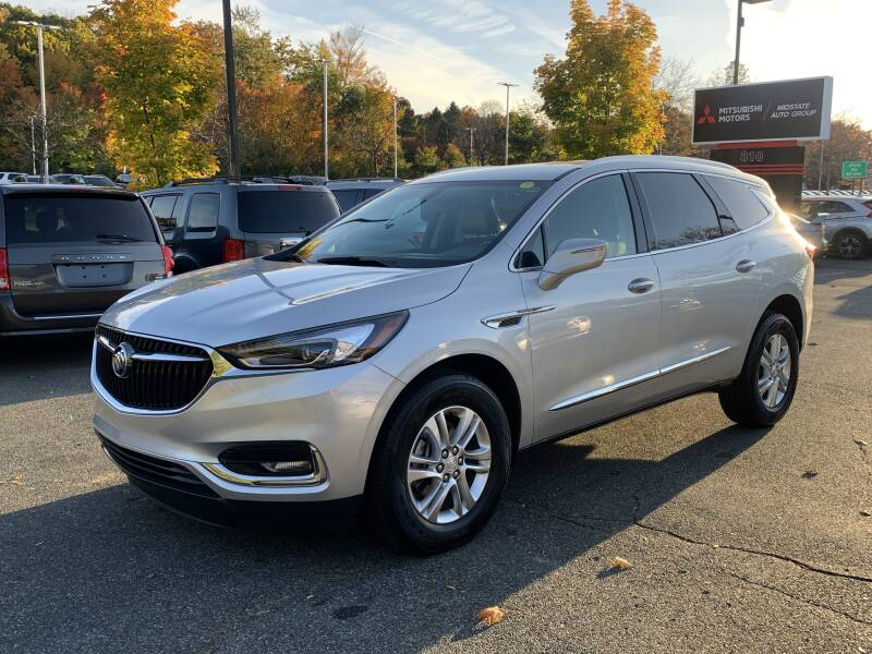 2020 Buick Enclave for sale at Midstate Auto Group in Auburn MA