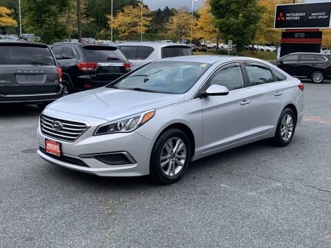 2017 Hyundai Sonata for sale at Midstate Auto Group in Auburn MA