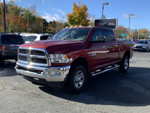 2014 RAM Ram Pickup 2500 for sale at Midstate Auto Group in Auburn MA