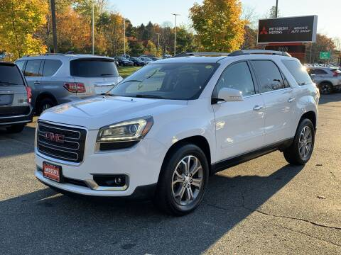 2016 GMC Acadia for sale at Midstate Auto Group in Auburn MA