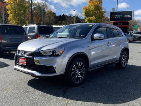 2017 Mitsubishi Outlander Sport for sale at Midstate Auto Group in Auburn MA