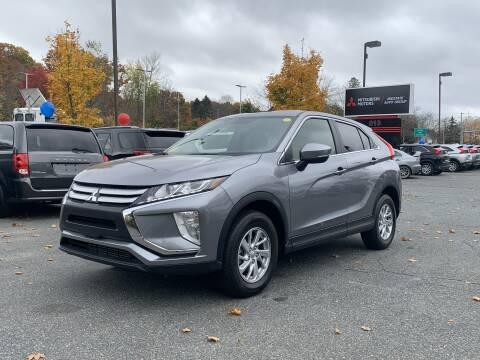 2019 Mitsubishi Eclipse Cross for sale at Midstate Auto Group in Auburn MA