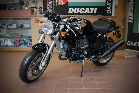 2009 Ducati Sport Classic  Sport 1000 for sale at Peninsula Motor Vehicle Group in Oakville Ontario NY