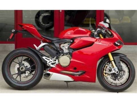 2012 Ducati Panigale 1199 S for sale at Peninsula Motor Vehicle Group in Oakville On NY