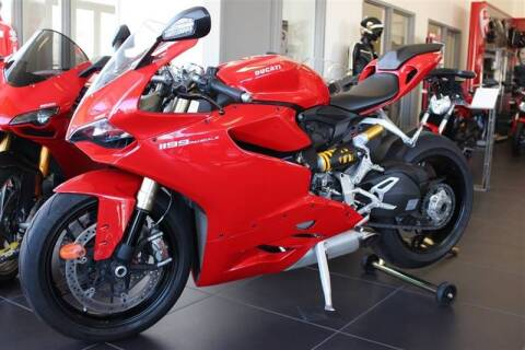 2012 Ducati 1199 Panigale S for sale at Peninsula Motor Vehicle Group in Oakville Ontario NY