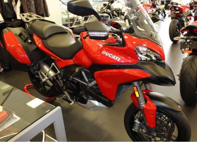 2014 Ducati Multistrada for sale at Peninsula Motor Vehicle Group in Oakville Ontario NY