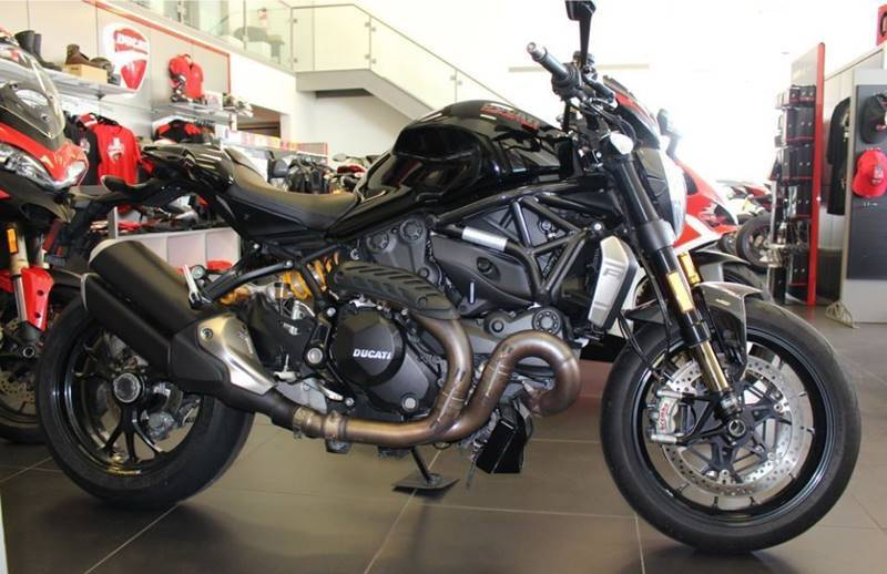 2016 Ducati Ducati Monster R for sale at Peninsula Motor Vehicle Group in Oakville Ontario NY