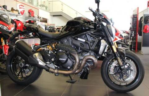 2016 Ducati Ducati Monster R for sale at Peninsula Motor Vehicle Group in Oakville On NY