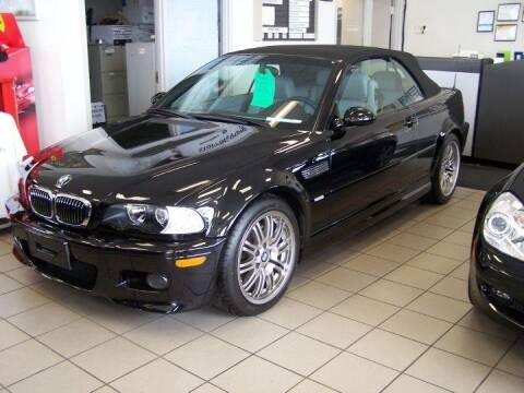 2002 BMW M3 for sale at Peninsula Motor Vehicle Group in Oakville Ontario NY