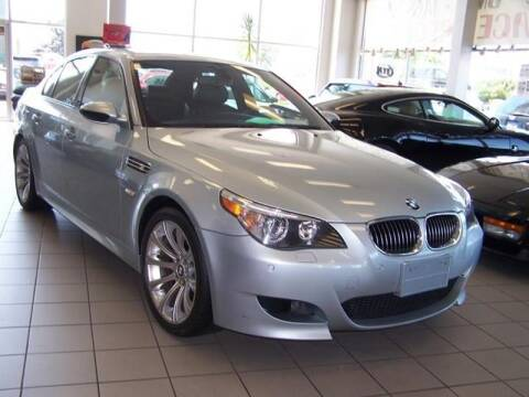 2006 BMW M5 for sale at Peninsula Motor Vehicle Group in Oakville Ontario NY