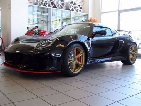 2015 Lotus Exige for sale at Peninsula Motor Vehicle Group in Oakville Ontario NY