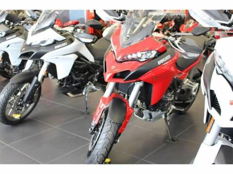2018 Ducati Multistrada for sale at Peninsula Motor Vehicle Group in Oakville Ontario NY