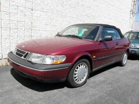 1996 Saab 900 for sale at Peninsula Motor Vehicle Group in Oakville Ontario NY