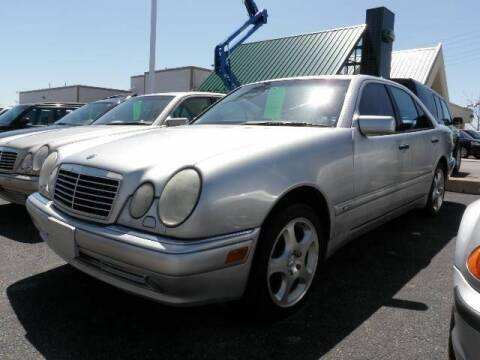 1999 Mercedes-Benz E-Class for sale at Peninsula Motor Vehicle Group in Oakville Ontario NY