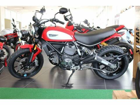 2018 Ducati Scrambler for sale at Peninsula Motor Vehicle Group in Oakville Ontario NY