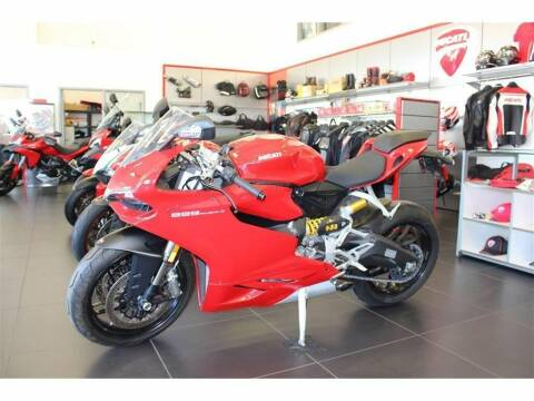 2014 Ducati 899 Panigale for sale at Peninsula Motor Vehicle Group in Oakville Ontario NY