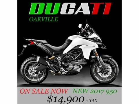 2017 Ducati Multistrada for sale at Peninsula Motor Vehicle Group in Oakville Ontario NY