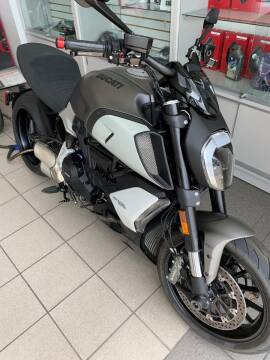 2020 Ducati Diavel 1260 for sale at Peninsula Motor Vehicle Group in Oakville Ontario NY