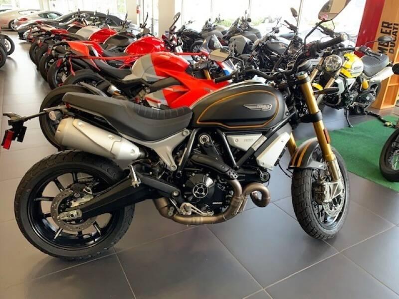 2019 Ducati SCRAMBLER 1100 Sport Dark for sale at Peninsula Motor Vehicle Group in Oakville Ontario NY