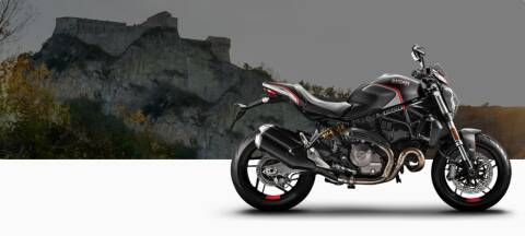 2020 Ducati Monster 821 Stealth Special for sale at Peninsula Motor Vehicle Group in Oakville Ontario NY