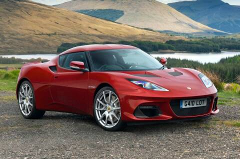 2020 Lotus Evora GT for sale at Peninsula Motor Vehicle Group in Oakville Ontario NY