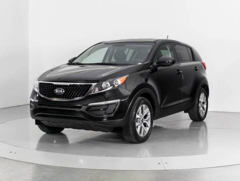 2016 Kia Sportage for sale at Peninsula Motor Vehicle Group in Oakville Ontario NY