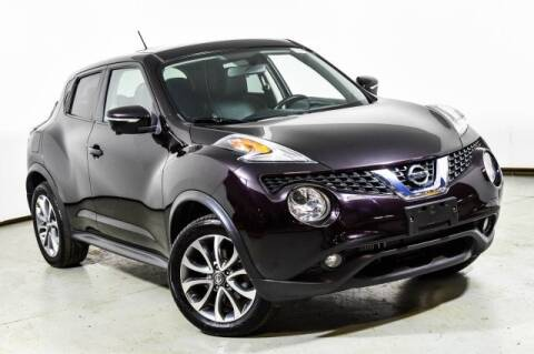2015 Nissan JUKE for sale at Peninsula Motor Vehicle Group in Oakville Ontario NY